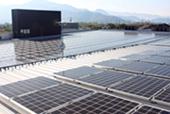 大豆島の太陽光発電